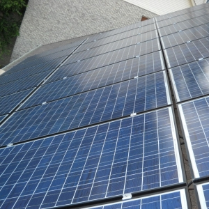 Solar addition to existing system