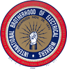 International Brotherhood of Electrical Workers (IBEW) Logo